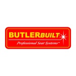 "Butler Built EZ-2 Sprint Seat - 17.5"" - Tall"