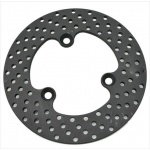 DMI Brake Rotor with holes