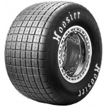"Hoosier F500 Left Rear Tyre, 61"" x 10"" x 10"", Large Crossblock"