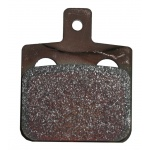 Red Devil Left Front Titanium Brake Pad
