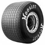 "Hoosier Midget Right Rear Tyre, 82"" x 12"" x 13"", Large Checkerboard"